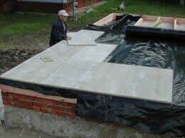 Древесно-плитные материалы - ЦСП цементно-стружечная плита 3200х1250х20мм , 0
