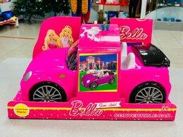Куклы и пупсы - Розовый автомобиль - кабриолет для куклы, 0
