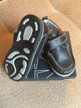 Ботинки - Новые ботинки,р 26 (по стельке 18 см), нат кожа, 0