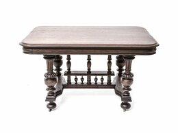 Столы и столики - Стол обеденный антиквариат, 0