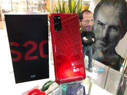 Мобильные телефоны - Samsung Galaxy S20 128ГБ Red, 0