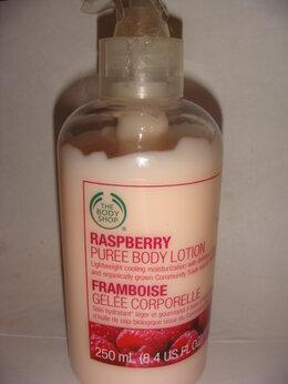 Кремы и лосьоны - Лосьон малиновый Body Shop Сша 200 мл, 0