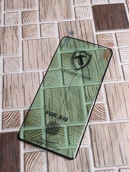 Защитные пленки и стекла - Защитное стекло-Polymer Nano  Samsung  S10 /…, 0