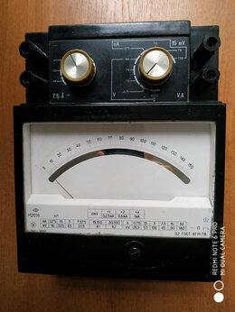 Производственно-техническое оборудование - Вольтамперметр М2018, 0