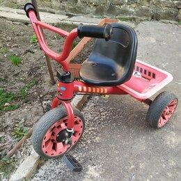 Трехколесные велосипеды - Детский 3-х колёсный велосипед, 0