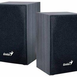 Компьютерная акустика - Колонки Genius SP-HF160 Black, 0