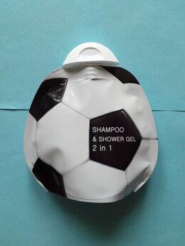 Для душа - Шампунь-гель для душа 2 в 1 Мяч 100 мл Cafemi, 0