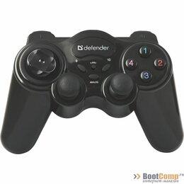 Рули, джойстики, геймпады - Геймпад Wireless Defender Game Master, 0