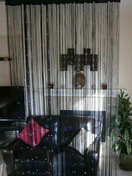 Шторы - Нитяная штора Vershtor для декораций, 0