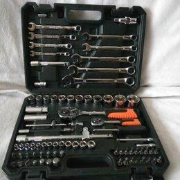 Торцевые головки и ключи - Набор инструмента Механик 82 пр (рм-10082), 0