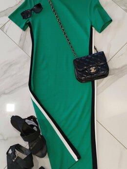Платья - Платье Bershka новое, босоножки Mango, сумка мини, 0