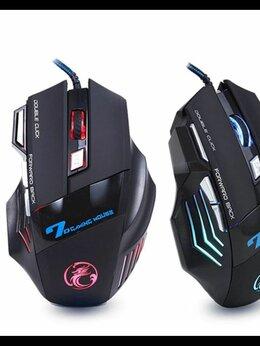 Мыши - Игровая проводная мышь X7(новая.проводнаяUsb), 0