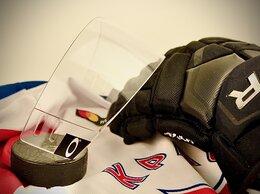 Аксессуары - Хоккейный визор Oakley pro stock новый, 0