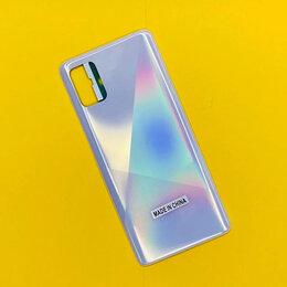 Корпусные детали - Задняя крышка Samsung A51 (белая), 0