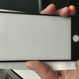 Защитные пленки и стекла - Защитное стекло 3D для iPhone 7 Plus/8 Plus Черное, 0