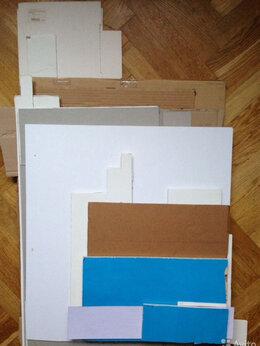 Бумага и пленка - Картон пенокартон пивной пластиковый, 0