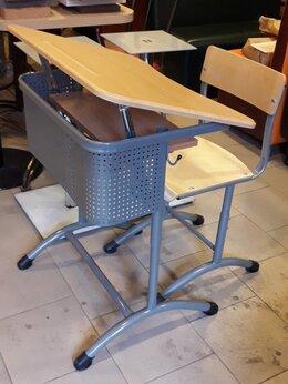 Компьютерные и письменные столы - Школьная мебель от производителя., 0