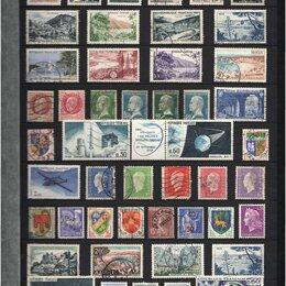 Марки - Почтовые марки, 0