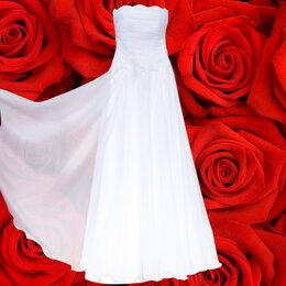 Платья - Свадебное платье 38 размер, 0