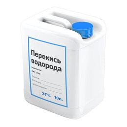 Химические средства - Перекись водорода медицинская 37% в бассейн - 10…, 0