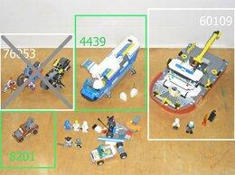 Конструкторы - Лего (оригинал) - 9 наборов + по мелочи, 0