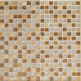 Мозаика - Мозайка COLONIAL BROWN  300*300*8мм  1/23, 0