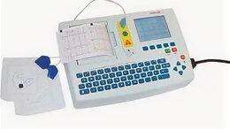 Приборы и аксессуары -  3-канальный электрокардиограф CARDIOVIT AT-101, 0