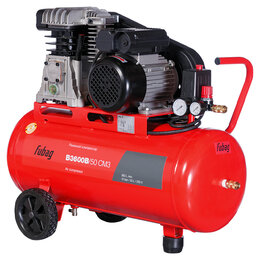 Воздушные компрессоры - Компрессор масляный Fubag B3600B/50 CM3 61431371, 0