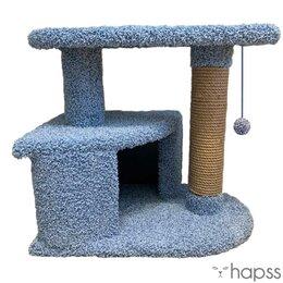 Когтеточки и комплексы  - Когтеточка - Комплекс для кошек, Hapss dom 02, 0