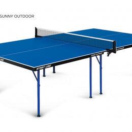 Столы - Теннисный стол Start Line Sunny Outdoor 6014, 0