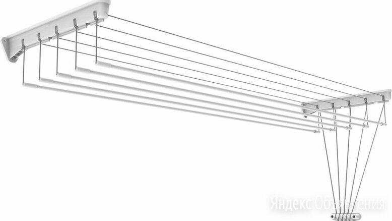 Сушилка для белья потолочная Ника СНП (1.6 м) по цене 850₽ - Сушилки для белья, фото 0