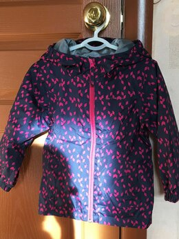 Куртки и пуховики - Ветровка для девочки, 0