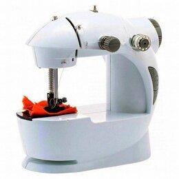 Швейные машины - Мини швейная машина 4в1 Mini Sewing Machine, 0
