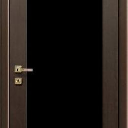 Межкомнатные двери - Дверь 70см ДО «Гранде» венге ПВХ, 0