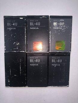 Аккумуляторы - Nokia BL-4U , 0
