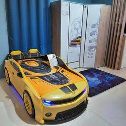 Кроватки - Кровать машина Evo Camaro, 0