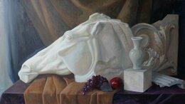 Картины, постеры, гобелены, панно - Натюрморт с головой коня, 0