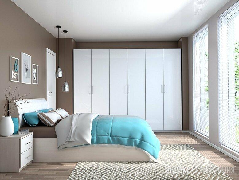 Спальня Кэт 6 ЛДСП набор 4 по цене 56920₽ - Кровати, фото 0