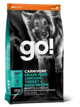 Корма  - Корм GO! Carnivore беззерновой для взрослых собак , 0