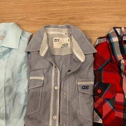 Рубашки - Рубашки мужские  новые (3 штуки) , 0