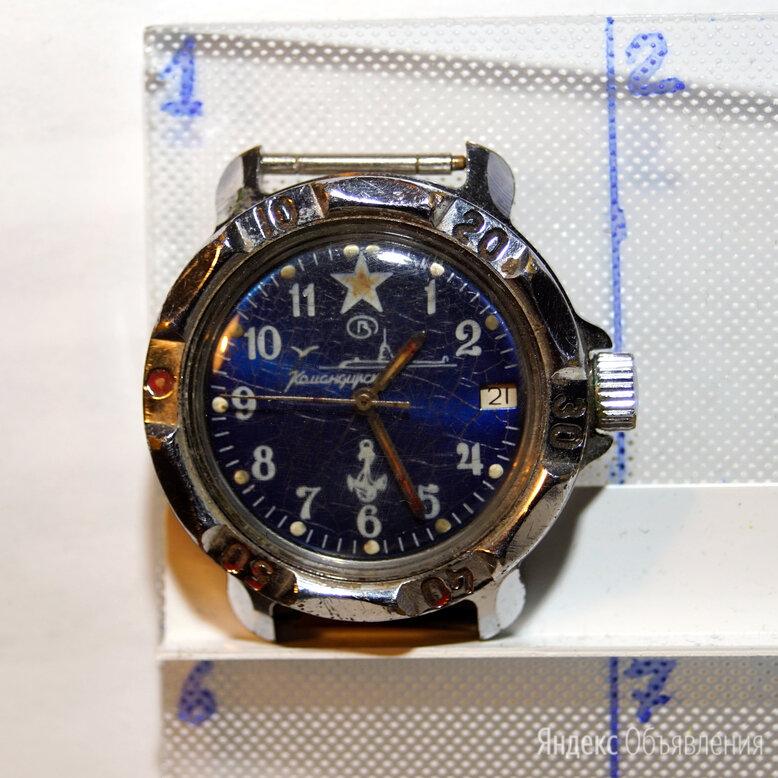 Наручные часы Восток Командирские по цене 700₽ - Наручные часы, фото 0