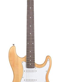 Электрогитары и бас-гитары - Fabio ST100 N Электрогитара, 6 струн, S/S/S,…, 0