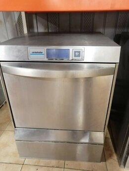 Промышленные посудомоечные машины - Посудомоечная машина Winterhalter  UC-XL-DISH, 0