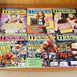Журналы и газеты - Все журналы Pro Wrestling Illustrated за 2019 год, 0