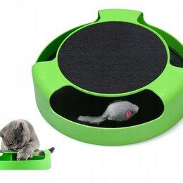 """Игрушки - Игрушка для кошек """"мышь по кругу"""", 0"""