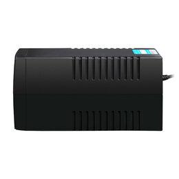 Источники бесперебойного питания, сетевые фильтры - Источник бесперебойного питания IPPON Back Basic 1050 Euro, 3 розетки, 1000ВА..., 0