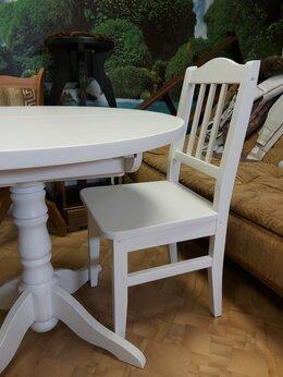 Мебель для кухни - Стол круглый массив., 0
