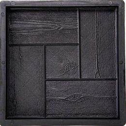 """Тротуарная плитка, бордюр - Форма для тротуарной плитки """"Калифорния дерево"""", 0"""