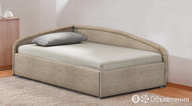 """Кровать с подъемным механизмом """"Угловая"""" 1400 по цене 33290₽ - Кровати, фото 0"""