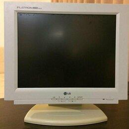 Мониторы - Монитор жк 15 дюймов LG Flatron 563LE, 0